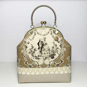 Francia romantikus táska  VIN05
