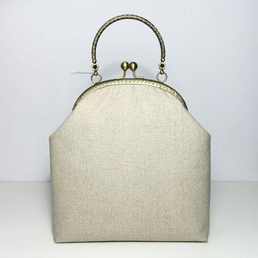 Francia Romantikus táska háta VIN03