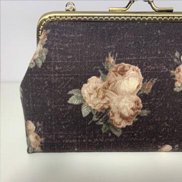 Vintage Rózsás Neszeszer NES03 minta