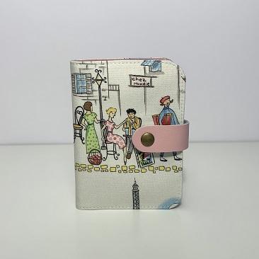 Párizsos kártyatartó BAN07