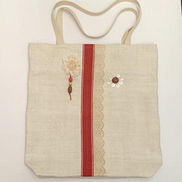 Vintage tote bag TOT03