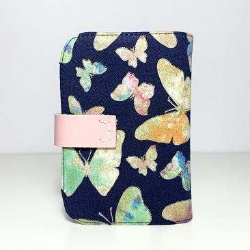Butterfly bankkártya tartó hátulja