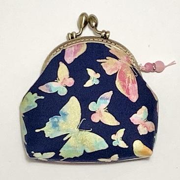 Butterfly tárca hátulja