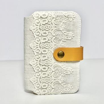 Vintage zsebkendő tartó ZSE09