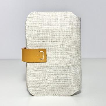 Vintage zsebkendő tartó hátulja